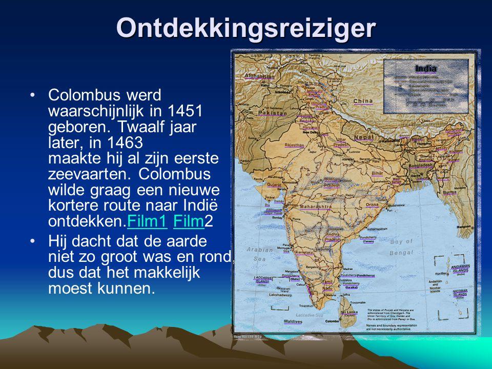 De vierde en laatste reis De vierde reis betaalde Columbus zelf.