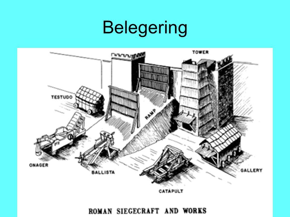 Belegering