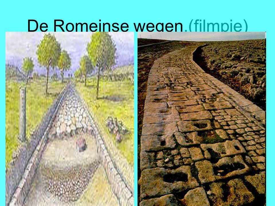 De Romeinse wegen.(filmpje).(filmpje)