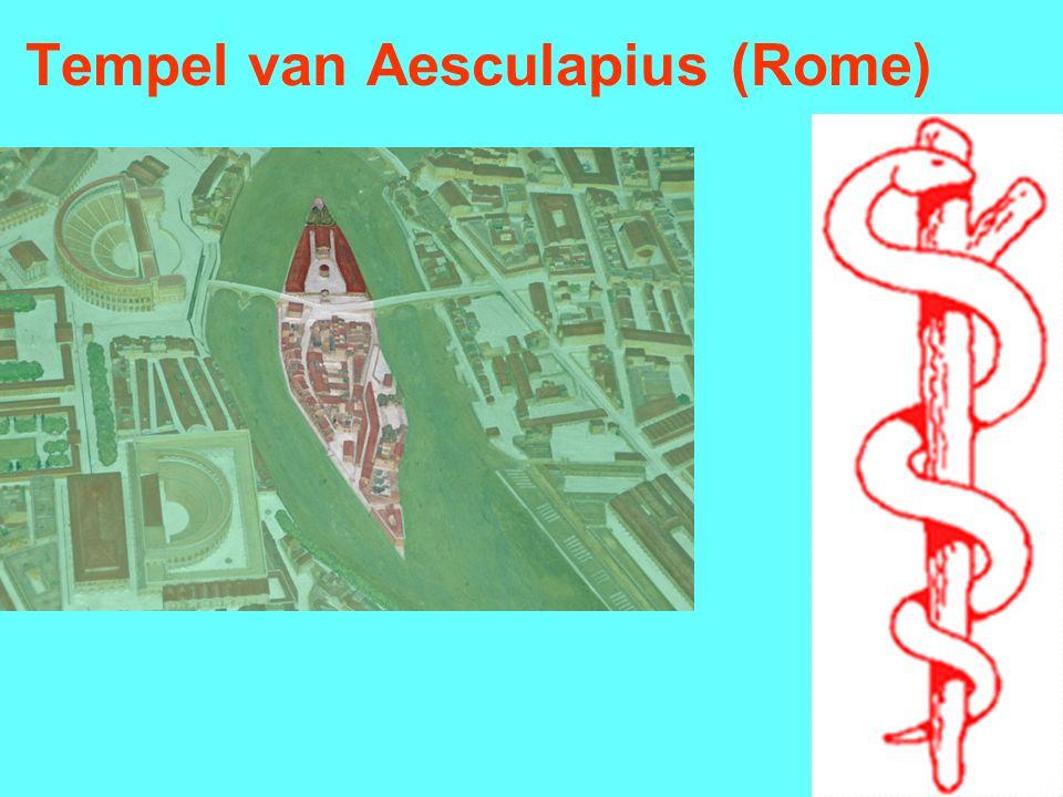 Tempel van Aesculapius (Rome)