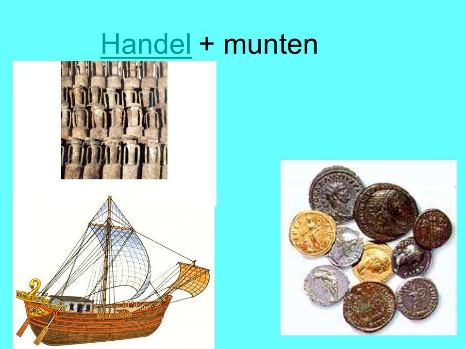 HandelHandel + munten