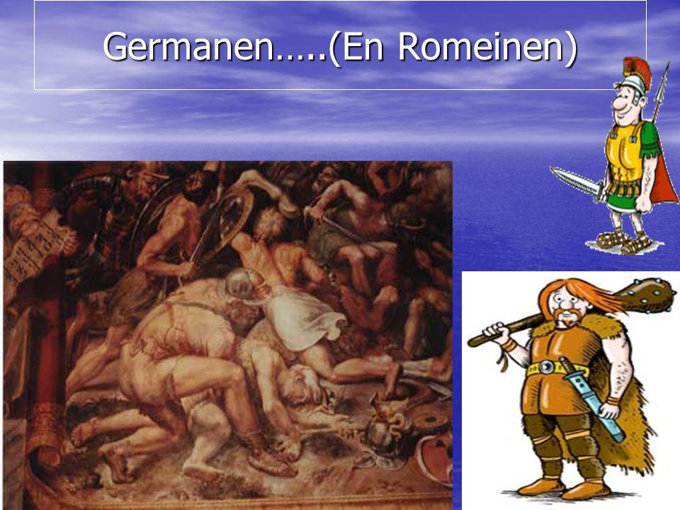 Germaanse dorpen