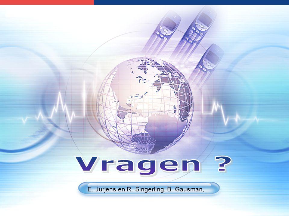 LOGO E. Jurjens en R. Singerling, B. Gausman,