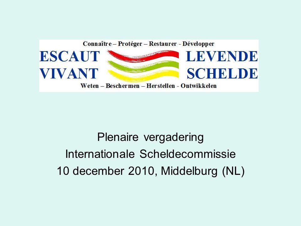 In 2011, laten we de Schelde vieren.