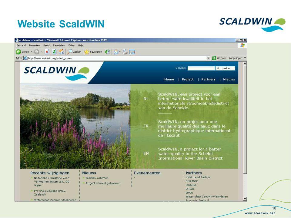 Website ScaldWIN 10