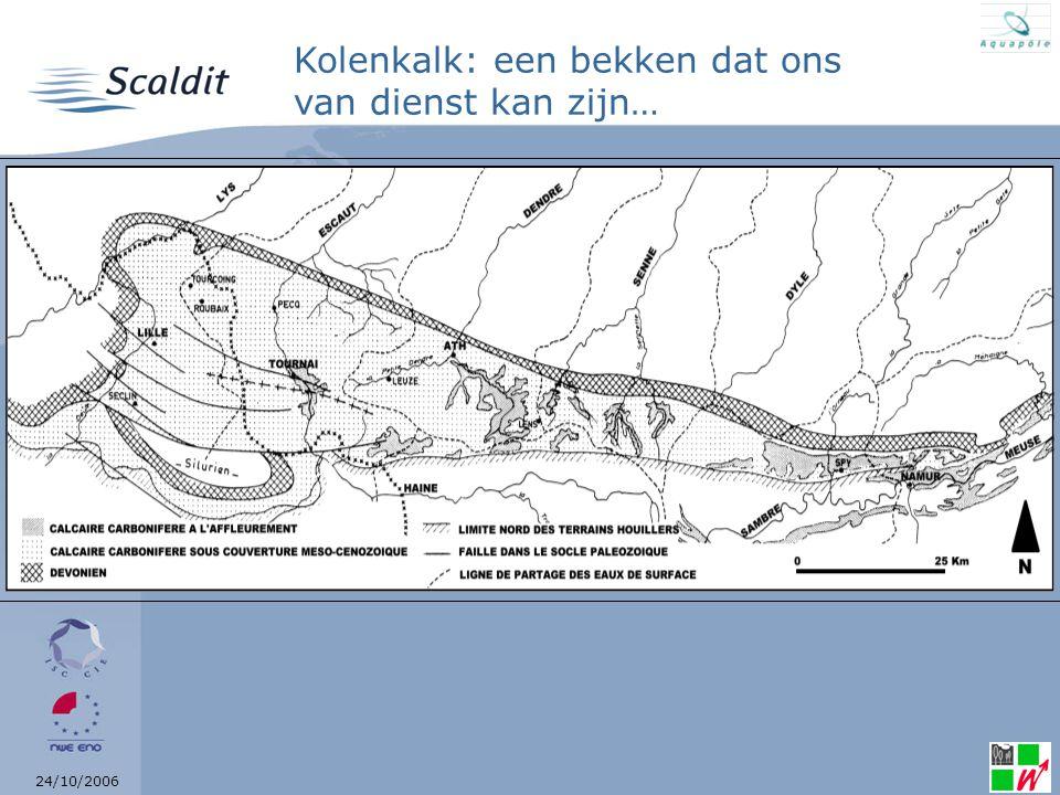 24/10/2006 Kolenkalk: een bekken dat ons van dienst kan zijn…