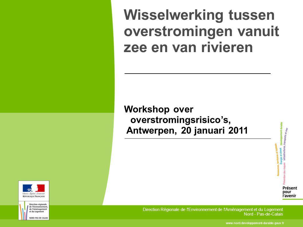2 Van X tot X xxxxxxi 2009 Activiteitenrapport 2008 2 Richtlijn 2007/60/EG van 23 oktober 2007 over de beoordeling en het beheer van overstromingsrisico's.