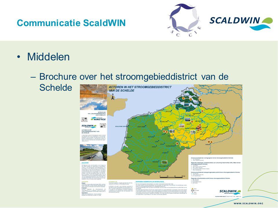 Communicatie ScaldWIN