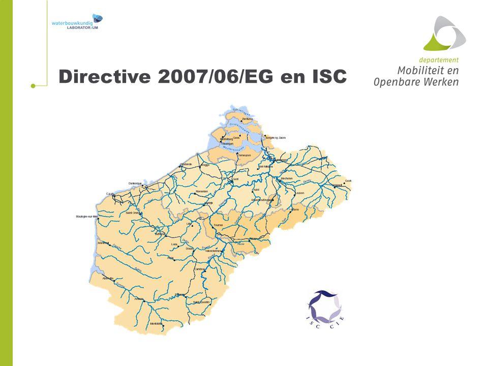 Directive 2007/06/EG en ISC