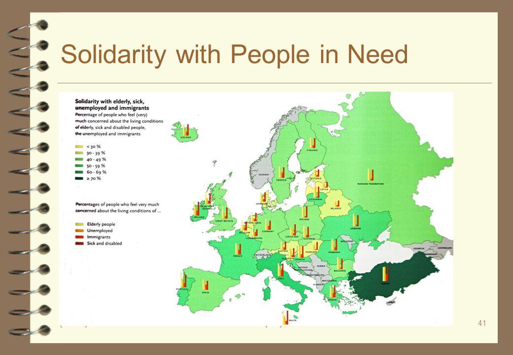 [datum][vak]41 Solidarity with People in Need