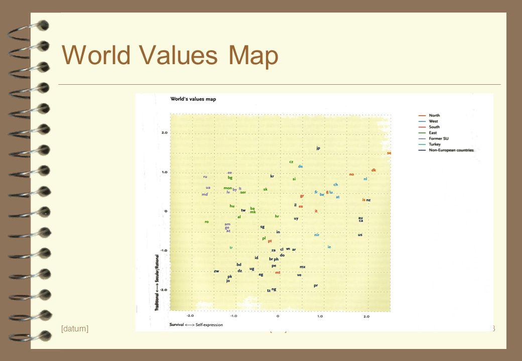 [datum][vak]48 World Values Map