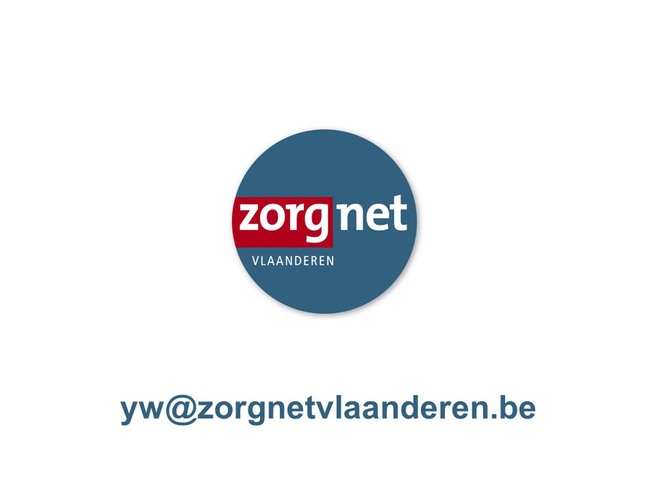 9 yw@zorgnetvlaanderen.be