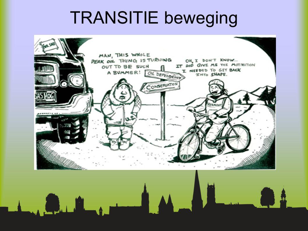 TRANSITIE beweging
