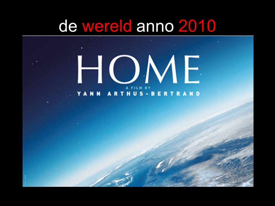 de wereld anno 2010