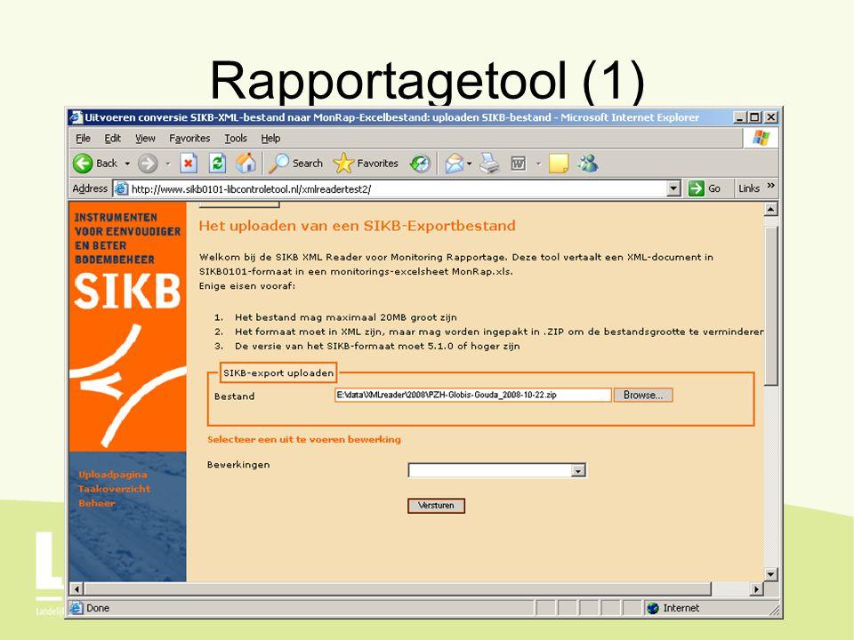 Rapportagetool (1)