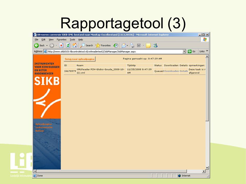 Rapportagetool (3)