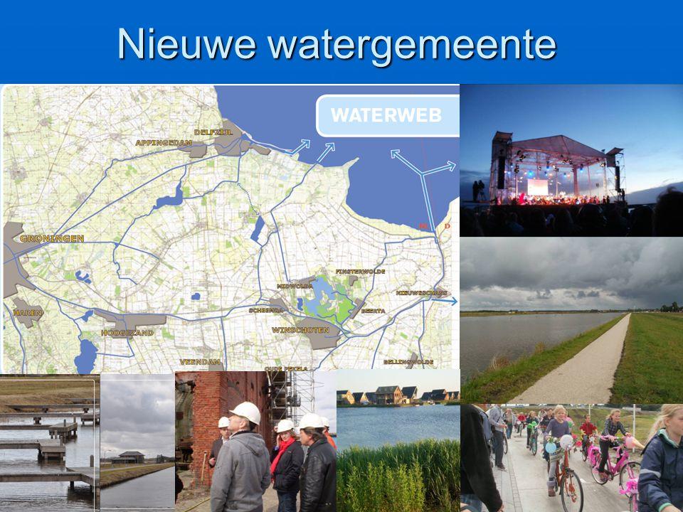 Visie Hart en 3 polen Langestraat en cultuurpool Waterstad Renselpool Ontmoetingshart Innovatiekwartier zuidpool