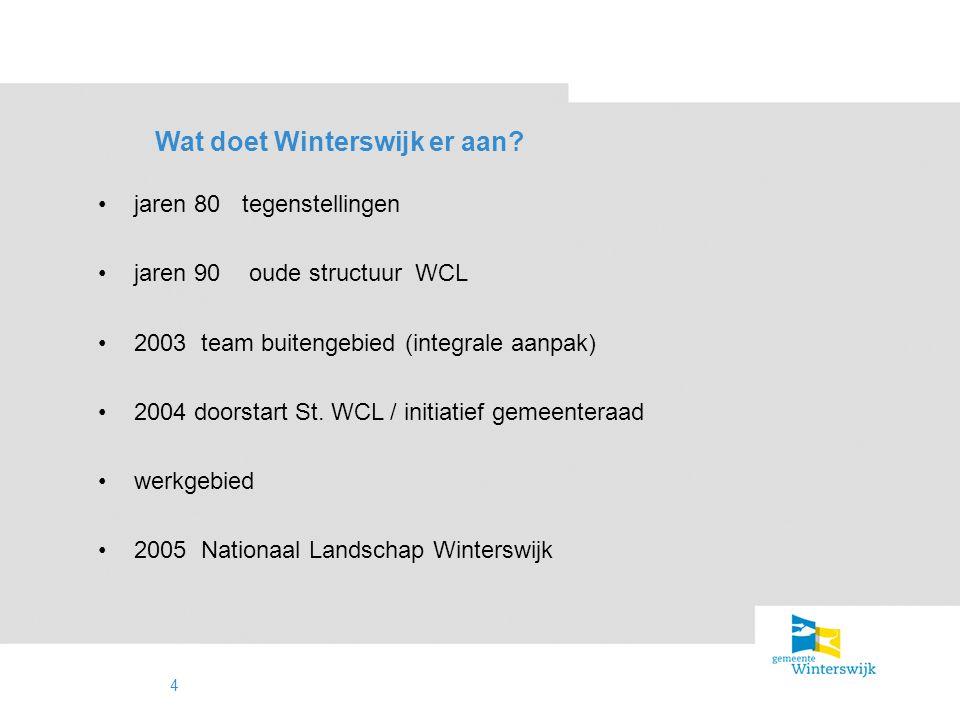 5 Hoe heeft Winterswijk het georganiseerd.St.