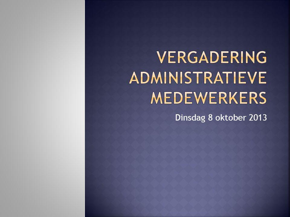  Personeelsleden aangesteld als kleuteronderwijzer op basis van ander bekwaamheidsbewijs  Van salarisschaal 151 naar 143  (01-01-2014)