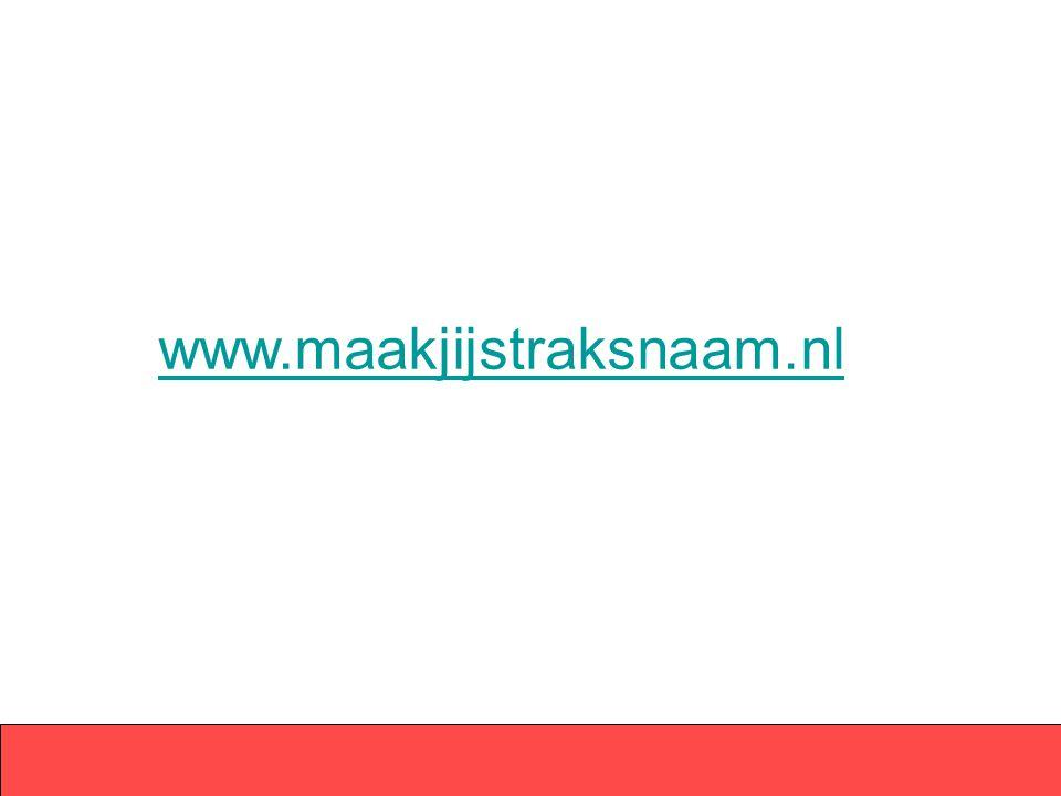 www.maakjijstraksnaam.nl