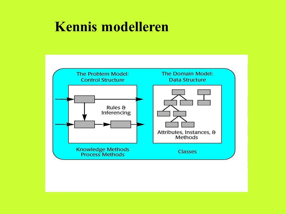 Kennis modelleren