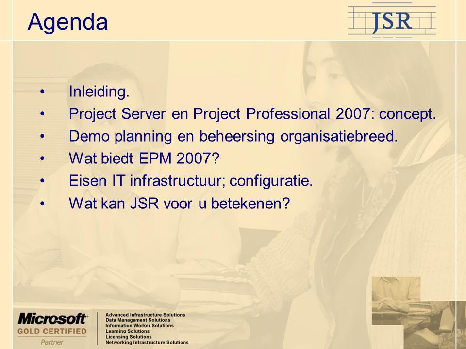 Snel inzicht krijgen in uw projecten met MS Project 2003 binnen Gemeentelijke Organisaties.