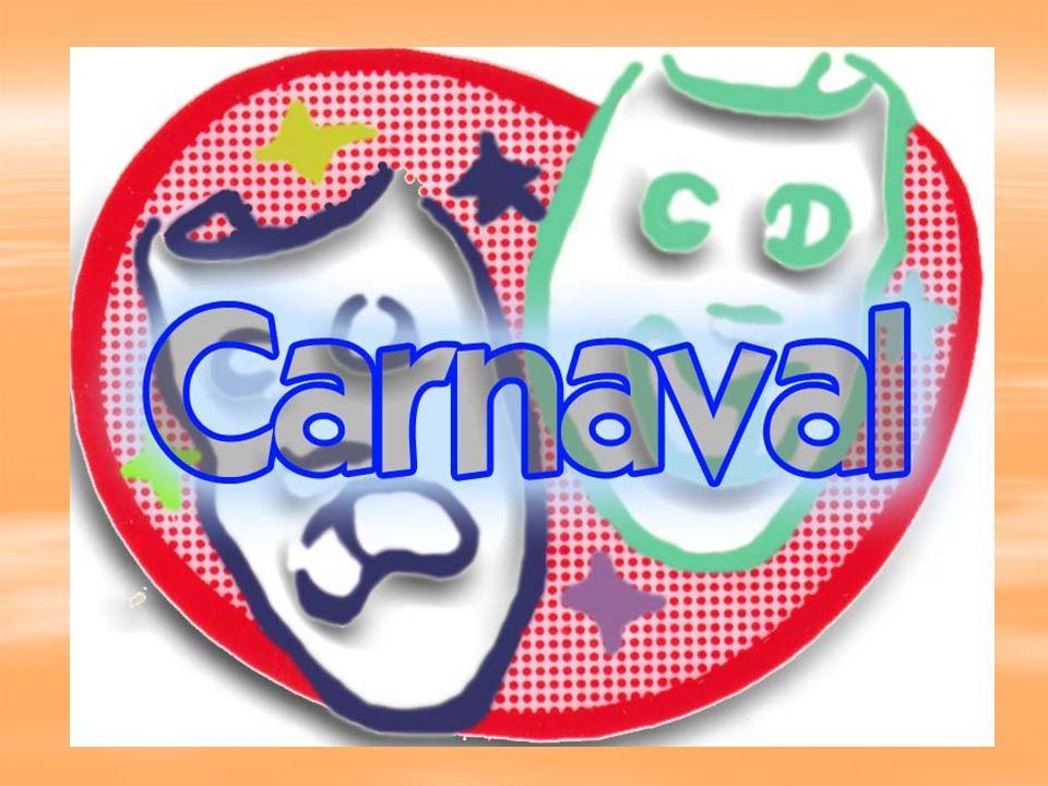  Bij ons op school vieren we ook carnaval, maar niet zo groots als bij jullie.