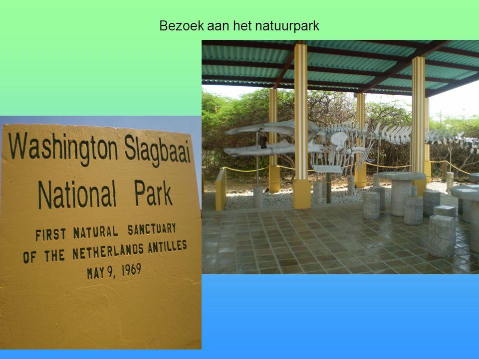 Bezoek aan het natuurpark