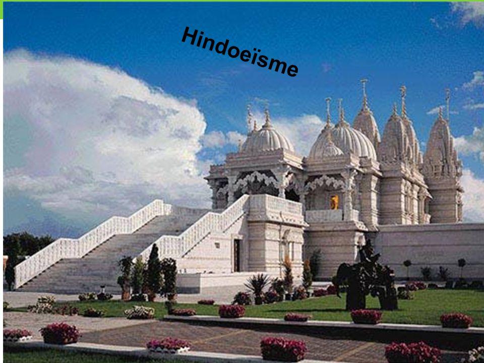 Dit is het symbool van de god van de hindoes De hindoes hebben verschillende voor hun god.