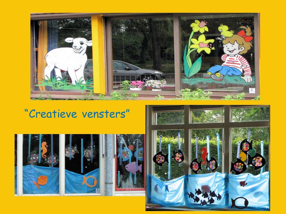 """""""Creatieve vensters"""""""