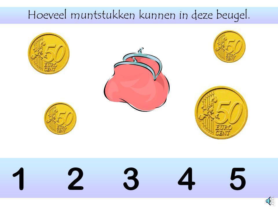 Deze geldbeugels willen muntstukken. Kan jij helpen? Klik op een geldbeugel.