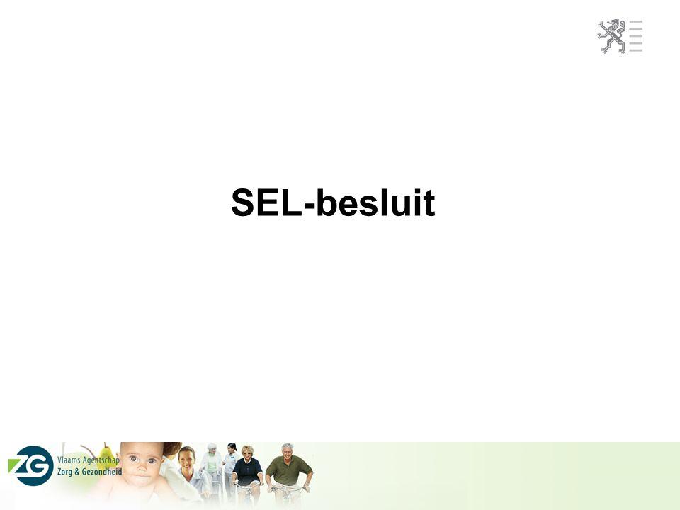 SEL-besluit