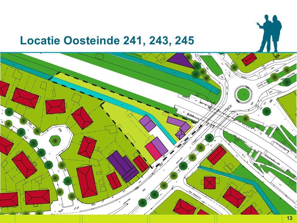 Locatie Oosteinde 241, 243, 245 13