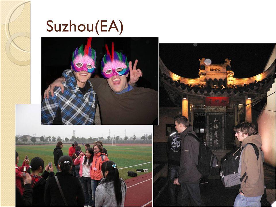 Hangzhou (EA & CH) 