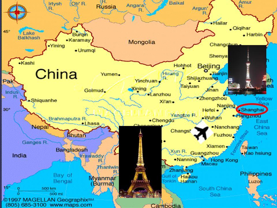 上 海 (Shang hai) 五天 (5 dagen) Di22 Paris - 上海 Woe 23 上海 Do24Philips Vr25Picanol 宿州 (Su zhou) Zat26 上海 Zon 27 上海 - 行州 (Hang zhou)