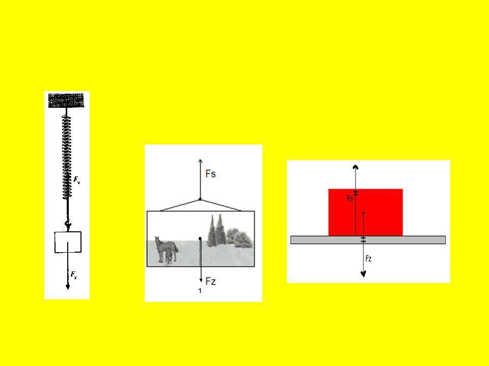 Ontstaan van krachten Een kracht kan ontstaan omdat een voorwerp uitgerekt of in elkaar gedrukt wordt (trekkrachten en drukkrachten).