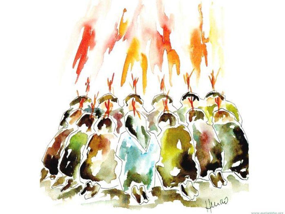 Pinksteren en Gods grote plan Het werk van de Geest is wereldbreed Hij laat je van Jezus getuigen Het werk van de Geest is hemelhoog Hij laat je Gods grootheid ervaren Het werk van de Geest is christelijk diep Hij bewerkt het geestelijk leven in je Gods woonplaats is onder de mensen, hij zal bij hen wonen