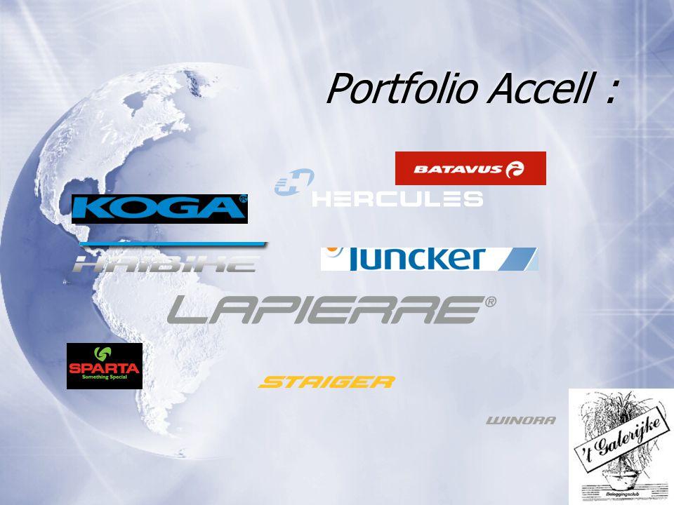 Portfolio Accell :