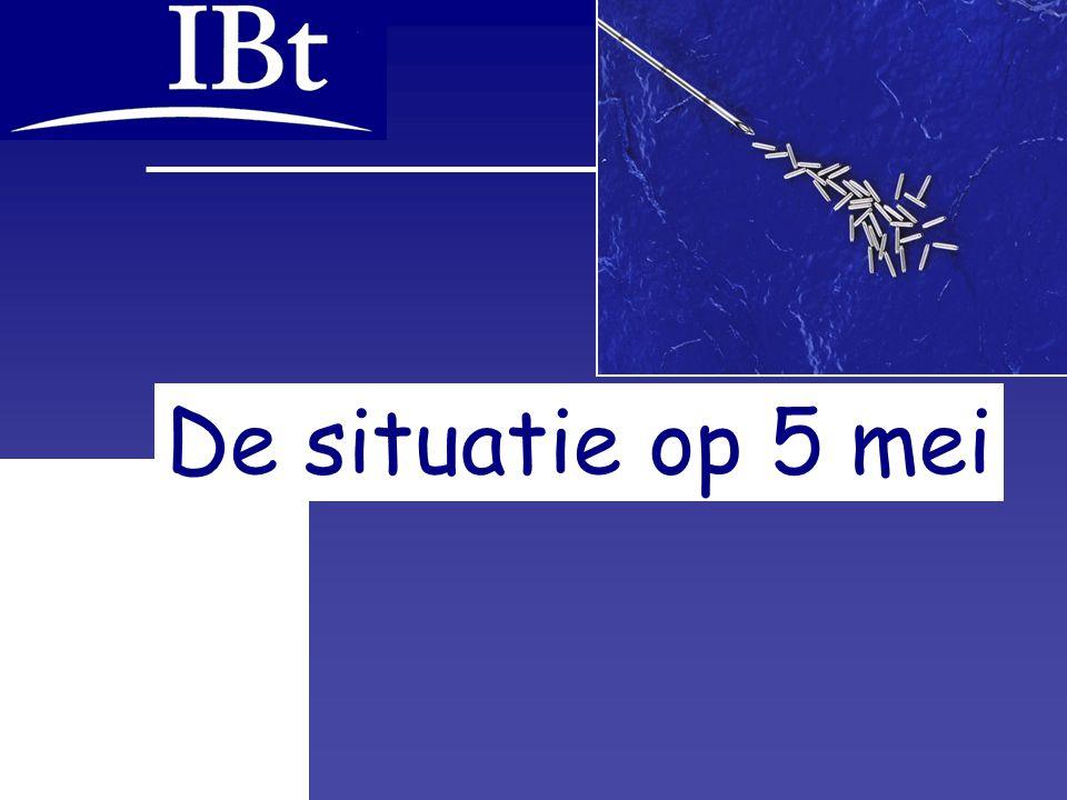 6 okt. 2004, IBt pag. 2 van 17 De situatie op 5 mei