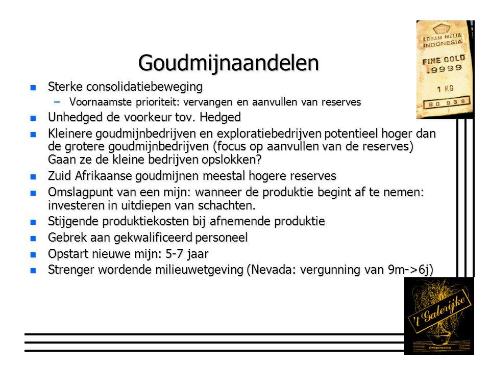 Fysiek Goud n De enige betrouwbare belegging in tijden van onrust en wereldcrisissen.