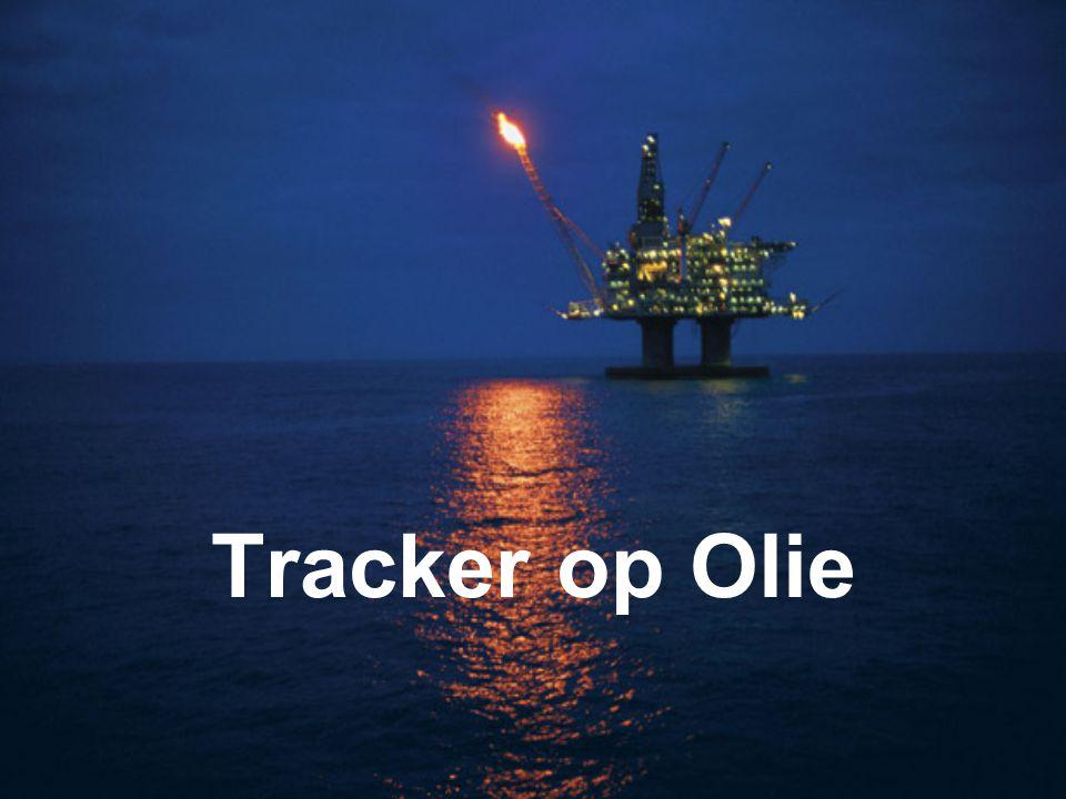Tracker op Olie