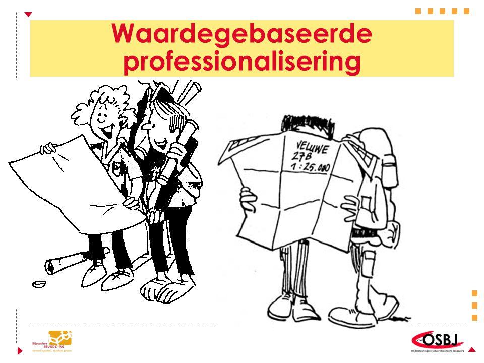 Waardegebaseerde professionalisering