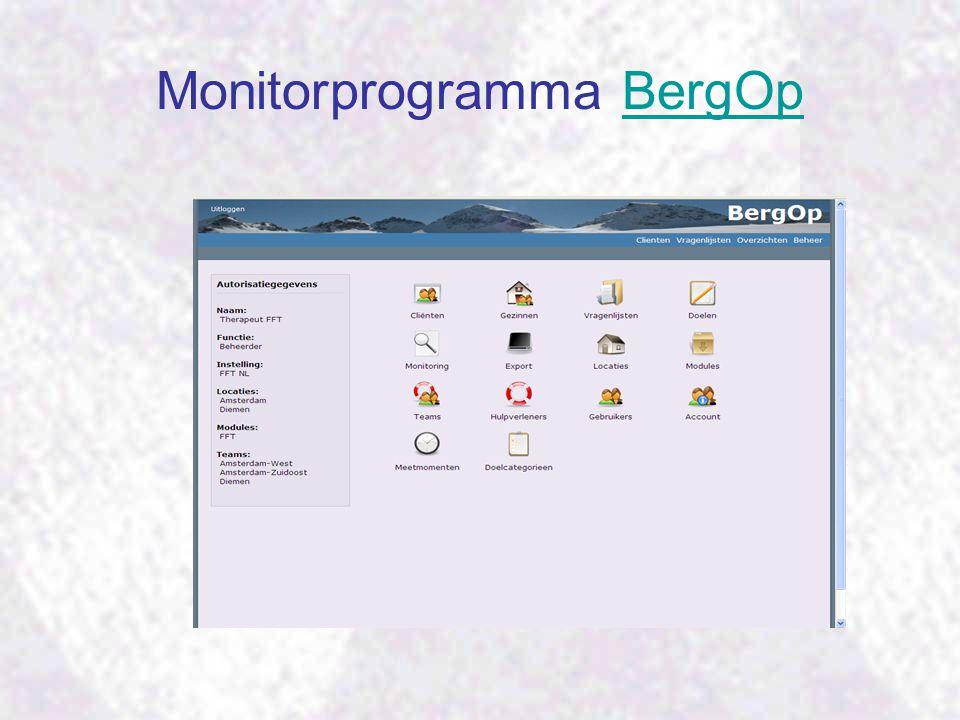Monitorprogramma BergOpBergOp