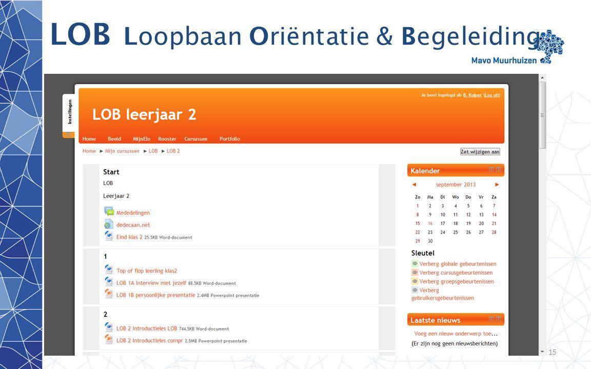 disclaimer15 LOB Loopbaan Oriëntatie & Begeleiding intro