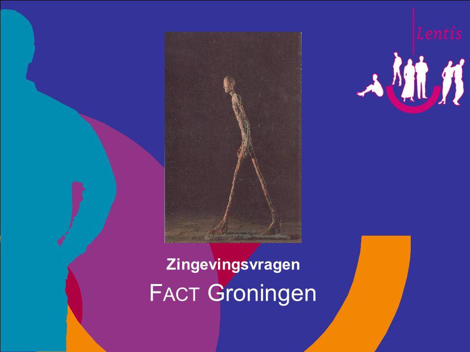 Zingevingsvragen F ACT Groningen