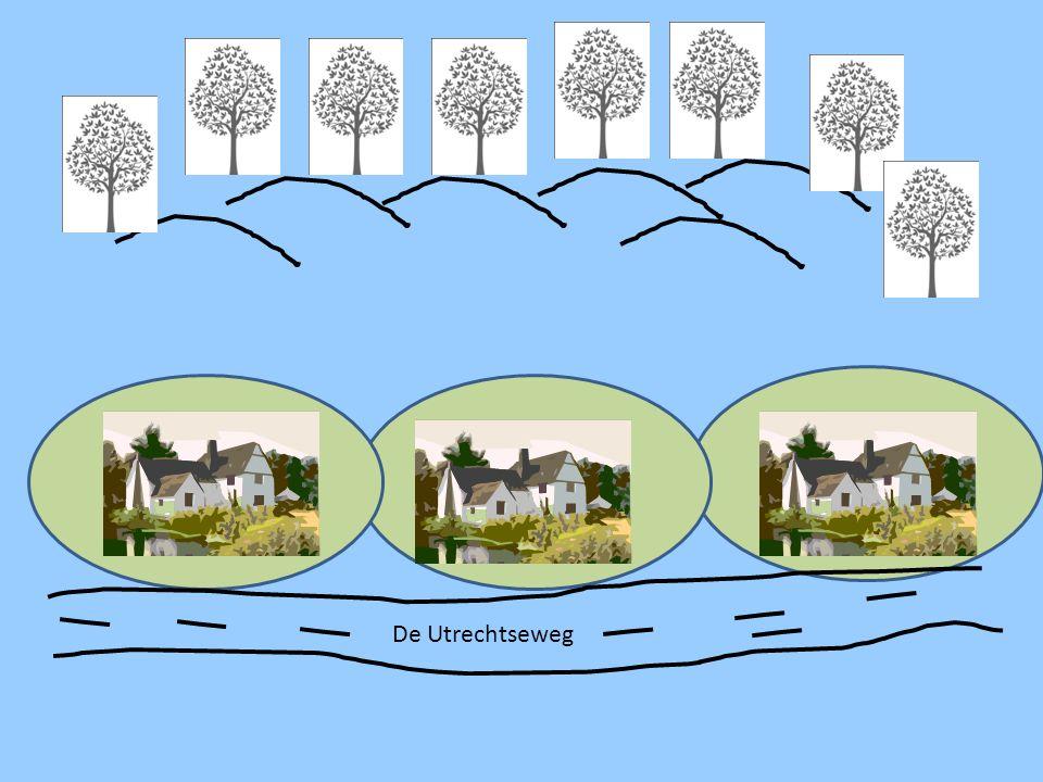 Op landgoed Beerschoten werden eikenbomen aangeplant.