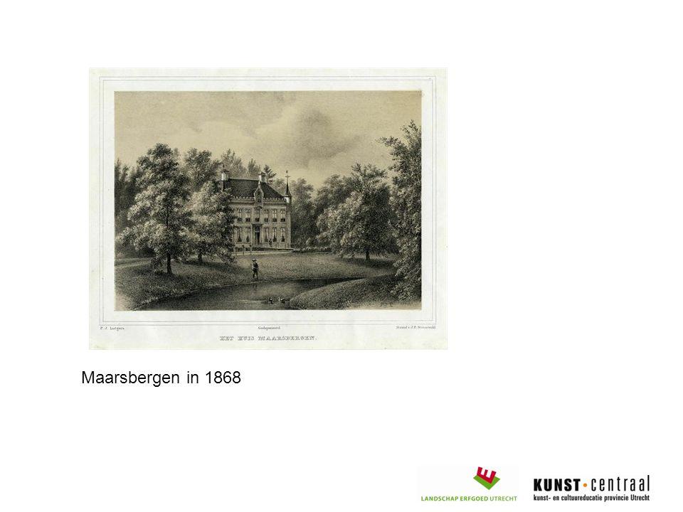 Maarsbergen in 1868