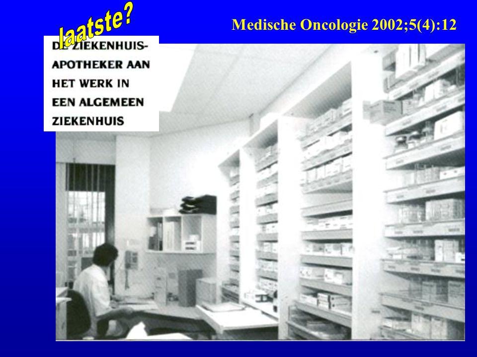 Medische Oncologie 2002;5(4):12