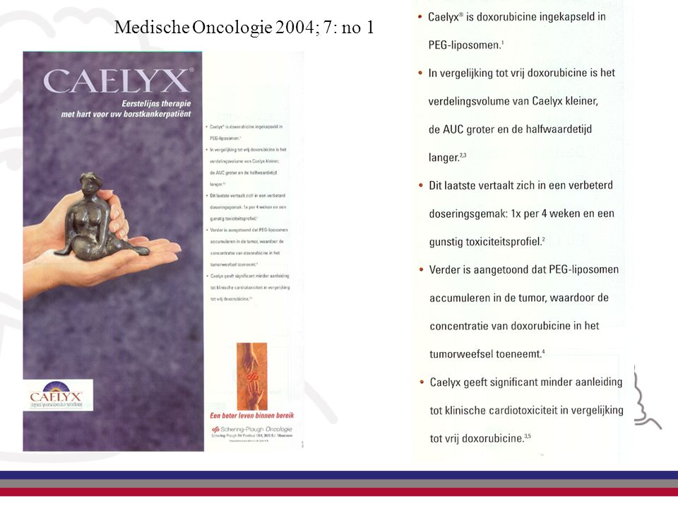 Medische Oncologie 2004; 7: no 1
