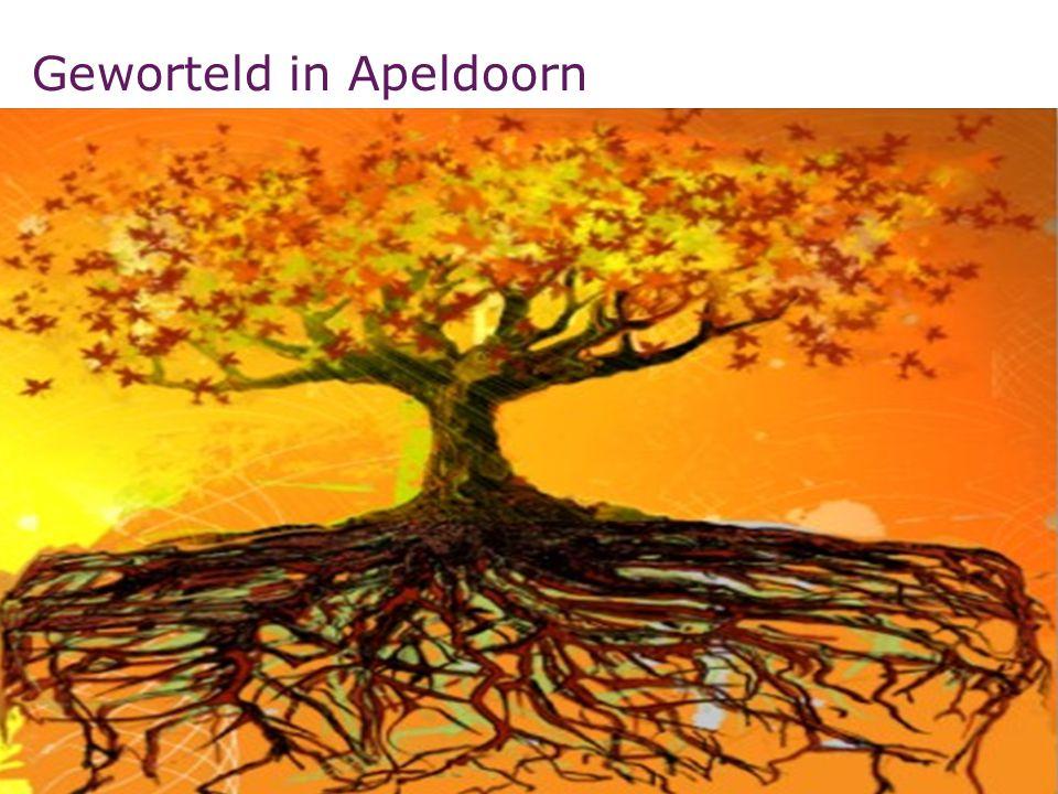 Geworteld in Apeldoorn